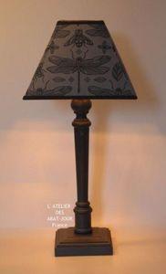 L'ATELIER DES ABAT-JOUR - libellule - Table Lamp