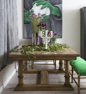 Moissonnier -  - Rectangular Dining Table