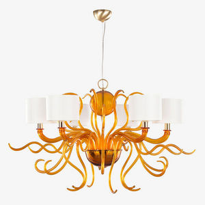 MULTIFORME - tourbillon - Chandelier Murano
