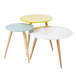 Maisons du monde - à l 60 fjord - Nest Of Tables
