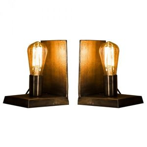 Mathi Design - lampe serre-livres - Table Lamp
