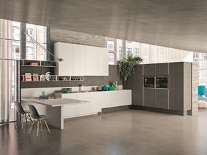 Snaidero - _way - Modern Kitchen