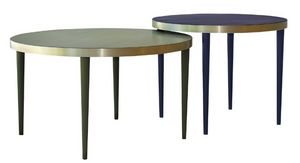 Moissonnier -  stella - Round Coffee Table