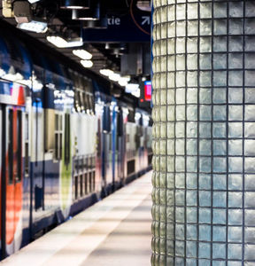 La Rochere - --carreau métro - Glass Brick