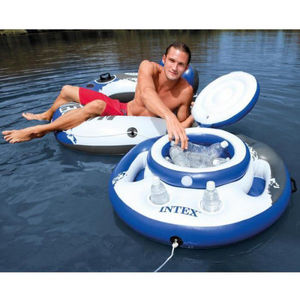 INTEX -  - Floating Cooler