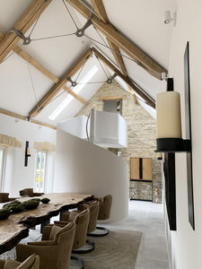 Kevin Reilly Lighting - timmeren--_ - Wall Lamp
