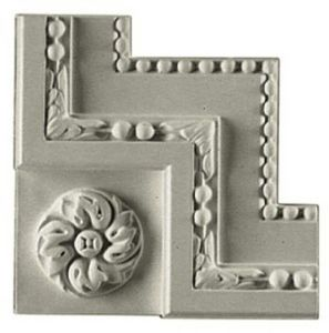gypsum art - moulure de style - Corner Moulding