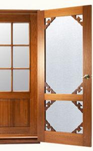 Menuiserie Belisle -  - Screen Door