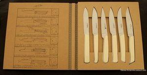 Fontenille Pataud - lames de france - Steak Knife