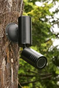 HUNZA - tree-mount metal halide - Exterior Spotlight
