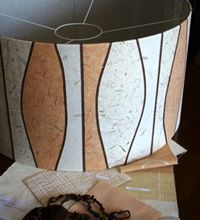 Sarah Walker Artshades -  - Drum Lampshade