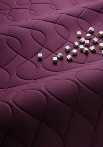 FLUKSO - naturalis 3d termoforming - Upholstery Fabric