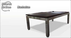 Billards Breton - manhattan - Billiard Table