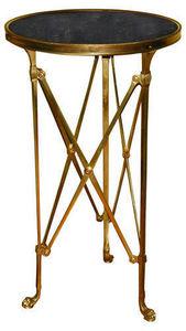Jardinieres & Interieurs - rond néo classique - Pedestal Table