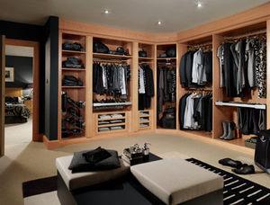 Strachan Furniture Makers -  - Corner Dressing Wardrobe