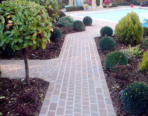 Plantazia Landscapes -  - Outdoor Paving Stone