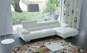 Calia Italia - magic_prm 713 - Corner Sofa