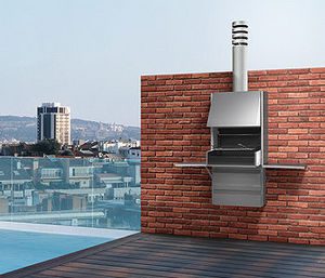 ROCAL - plek 66 - Charcoal Barbecue