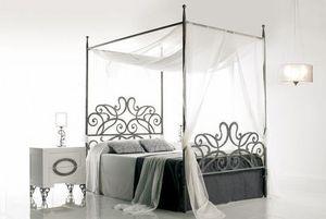 CRUZ CUENCA - medea dosel - Double Canopy Bed