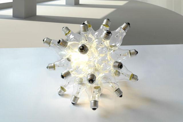 PLANKTON avant garde design - Table lamp-PLANKTON avant garde design
