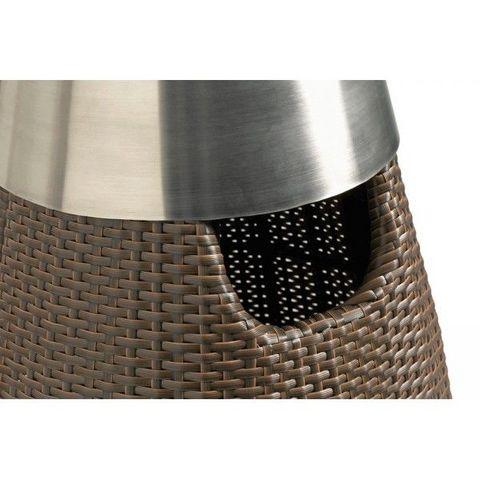 Favex - Gas patio heater-Favex-Chauffage de terrasse au gaz  COSYSTAND ROTIN