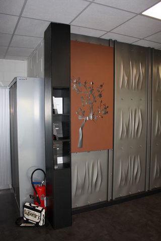 BACACIER 3S - Wall decoration-BACACIER 3S-VEGETAL PEARL