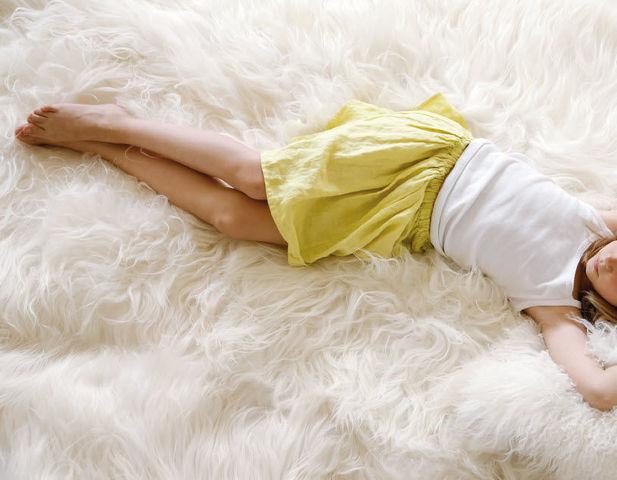 Maison De Vacances - Animal skin rug-Maison De Vacances-Mouton Islandais