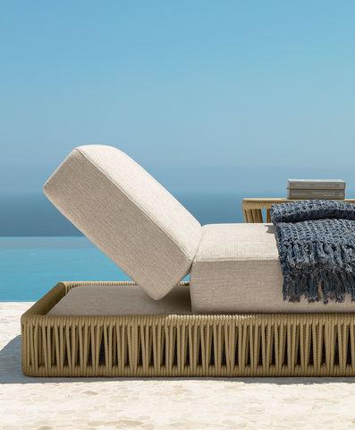 ITALY DREAM DESIGN - Sun lounger-ITALY DREAM DESIGN-Reef