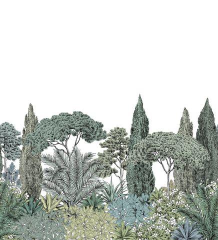 ISIDORE LEROY - Wallpaper-ISIDORE LEROY-Riviera Naturel
