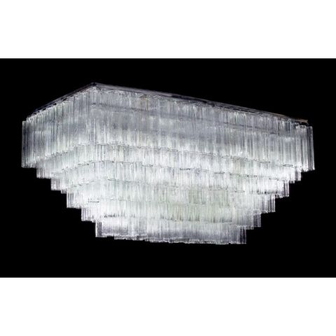 ALAN MIZRAHI LIGHTING - Chandelier Murano-ALAN MIZRAHI LIGHTING-AM8080 VENINI TUBULAR