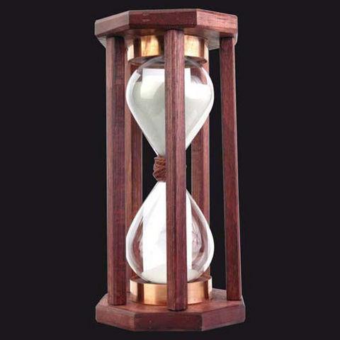 HEMISFERIUM - Hourglass-HEMISFERIUM-Sablier Nautique