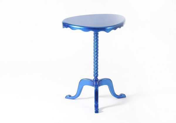 BOCA DO LOBO - Side table-BOCA DO LOBO-Ottoman