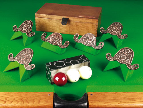 BILLARES SAM - Billiard table-BILLARES SAM-KIT TRANSF