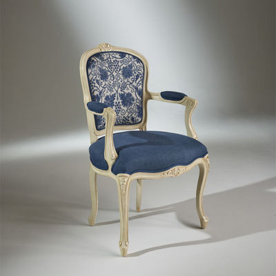 Robin des bois - Cabriolet chair-Robin des bois-Fauteuil Louvre Vigne