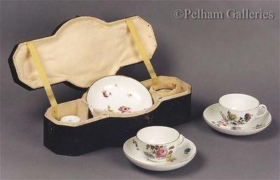 Pelham Galleries - London - Tea service-Pelham Galleries - London