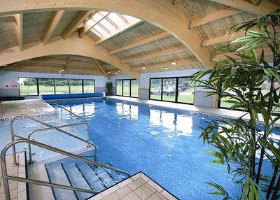 Pinelog - Indoor pool-Pinelog-Herbage Country Park