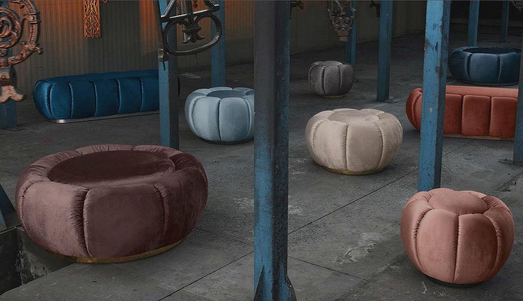 DOMINGO Sitzkissen Schemel und Beinauflage Sitze & Sofas  |