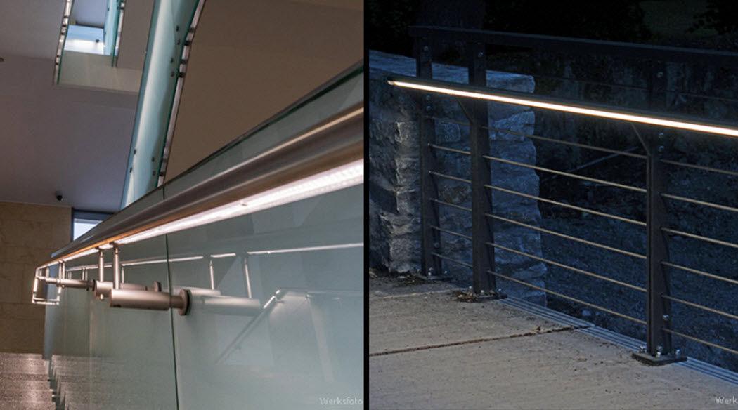 LECCOR LED-Handlauf Verschiedene Geräte Ausstattung  |
