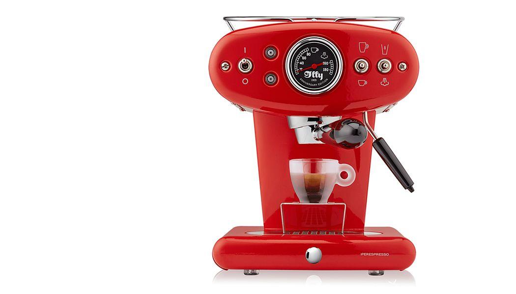 Illy Cafe Kaffeemaschine Verschiedene Geräte Küchenausstattung  |