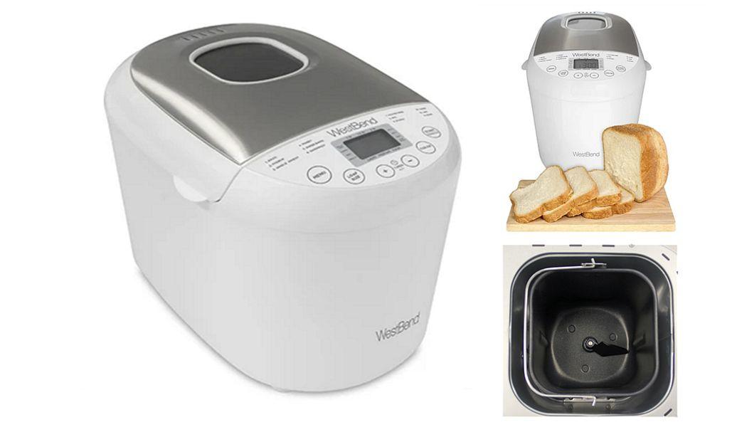 WEST BEND Brotmaschine Verschiedenes Küche und Kochen Kochen  |