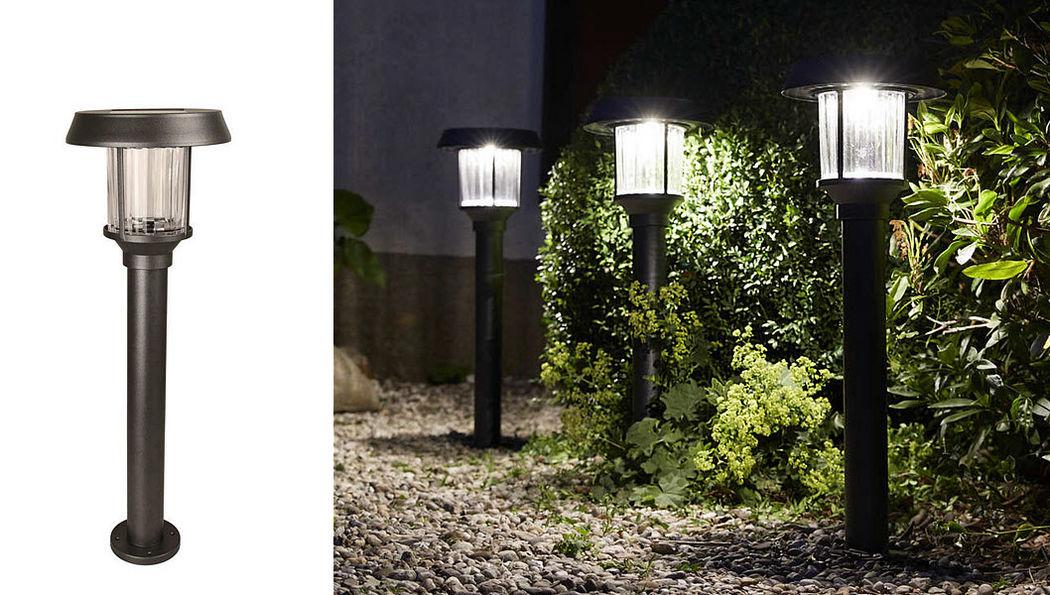 LUXFORM Leuchtpfosten Bodenbeleuchtungen Außenleuchten  |