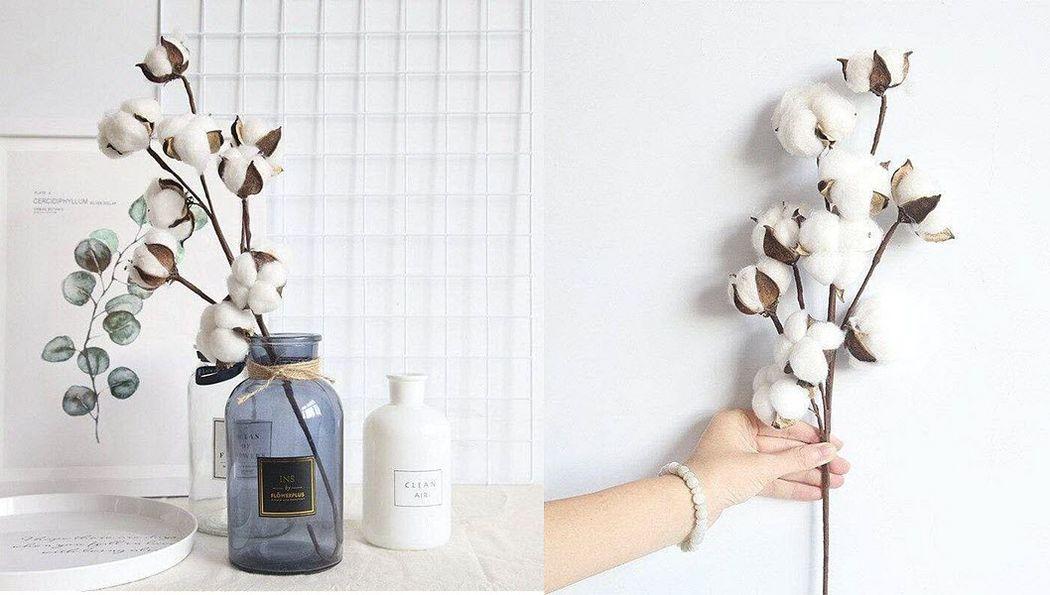 HOMEN Trockenblume Blumen und Gestecke Blumen & Düfte  |