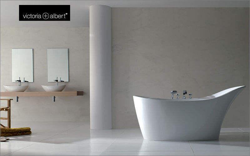 Victoria + Albert Freistehende Badewanne Badewannen Bad Sanitär Badezimmer |