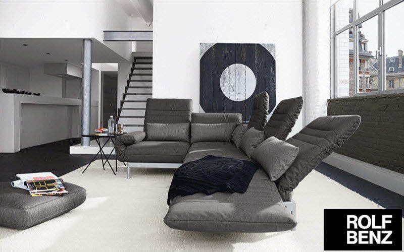 Rolf Benz Entspannungssofa Sofas Sitze & Sofas Wohnzimmer-Bar |