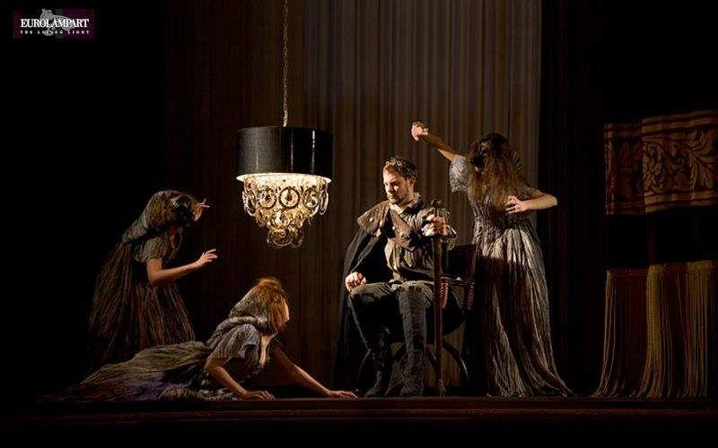 Euro Lamp Art Deckenlampe Hängelampe Kronleuchter und Hängelampen Innenbeleuchtung Eingang   Klassisch