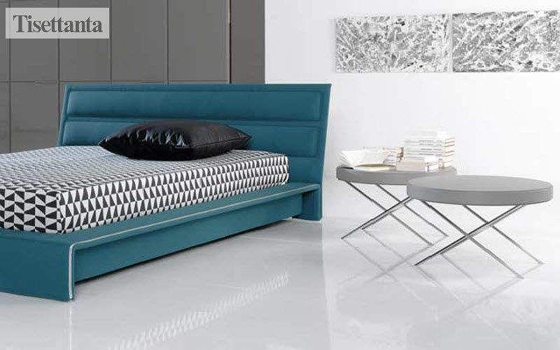 Tisettanta Doppelbett Doppelbett Betten Schlafzimmer | Design Modern