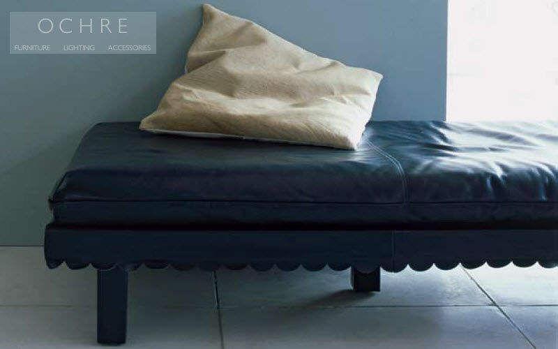 Ochre Recamiere Einzelbett Betten Eingang | Design Modern