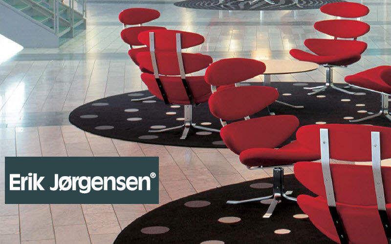 Erik Jørgensen Stuhl mit Armlehne Bürostühle Büro  |