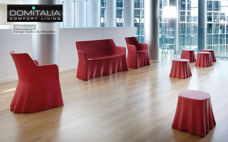 Domitalia Empfangssessel Bürostühle Büro Arbeitsplatz | Unkonventionell
