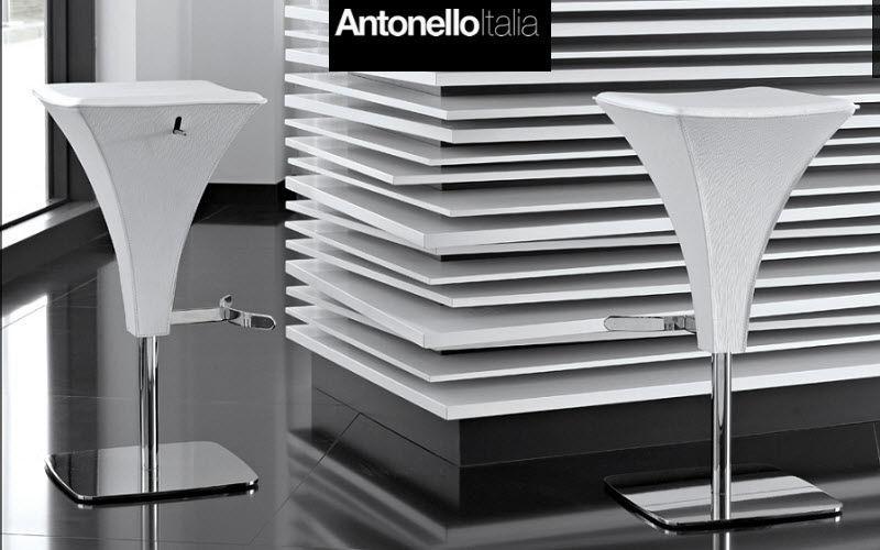 ANTONELLO ITALIA Schwenkbarer Barhocker Schemel und Beinauflage Sitze & Sofas  |